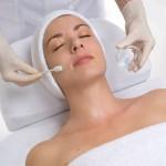 Химический пилинг лица - процедура в салоне