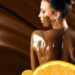 Этапы проведения процедуры шоколадного обертывания