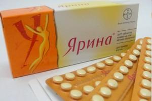Таблетки Ярина