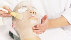 Нанесение парафиновой маски