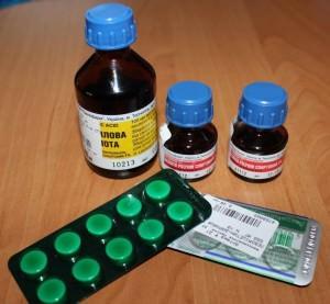 Таблетки для болтушки от прыщей