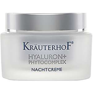 Баночка ночного крема Krauterhof Hyaluron