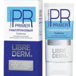 LIBREDERM Гиалуроновый праймер фиксирующая многофункциональная основа под макияж 50 мл LIBREDERM