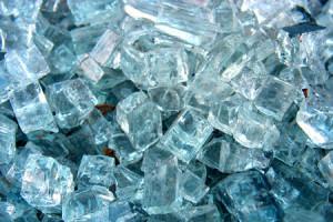 Лед как средство предотвращения высыпания угрей
