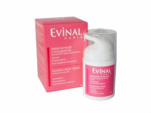 Крем Evinal для увеличения груди
