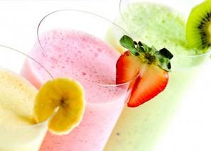 Минеральный коктейль для похудения