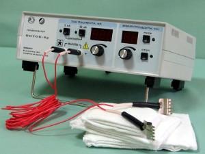 Инструмент для электрофореза