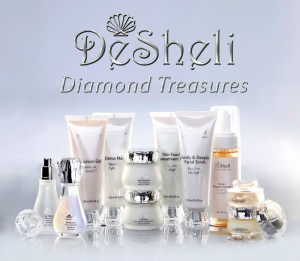 Косметика Дешели Diamond Treasures Face