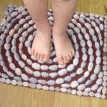 Массажный коврик при деформации стопы